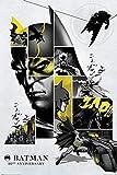 Batman 80's Anniversary Unisex Poster Multicolor Papier 61