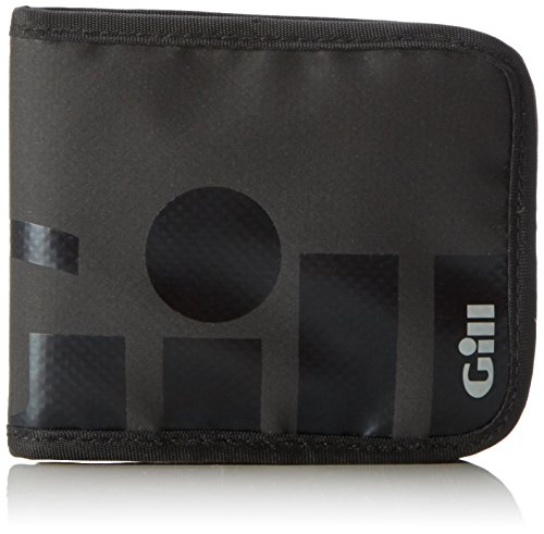 Gill - Zip UP Wallet, Color Black