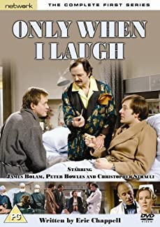 Only When I Laugh - The Complete First Series