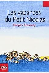 Les Vacances Du Petit Nicolas (Folio Junior) (French Edition) by Goscinny Sempe(2007-07-30) -