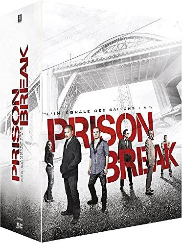 Prison Break-L'intégrale des Saisons 1 à 5