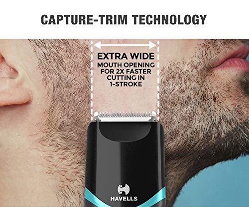 Havells BT9005 Adjustable Beard & Moustache Trimmer