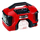 Einhell Compresor Híbrido Pressito Power X-Change (Li-Ion, con cable de corriente o...