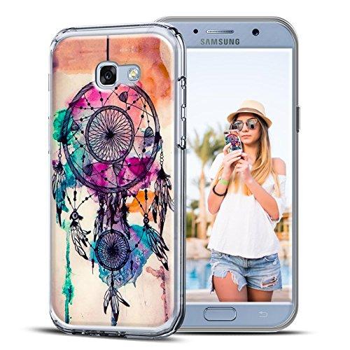Conie PC33238 Picture Case Kompatibel mit Samsung Galaxy S3 Mini, Rückschale mit Motiven Silikon TPU Backcover für Galaxy S3 Mini Bumper Motiv Traumfänger 2