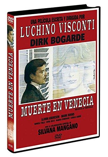 Muerte en Venecia DVD 1971 Morte a Venezia