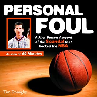 Personal Foul audiobook cover art