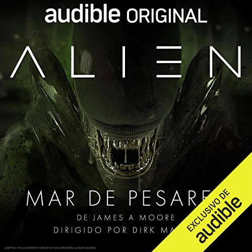 Couverture de Alien: Mar de Pesares