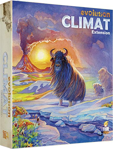 Funforge – Evolution – Klima, climfr01, 0
