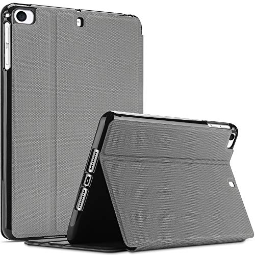 ProCase for iPad Mini 1/2 / 3/4 / 5 Case, Shockproof Lightweight Slim Stand Protective Case Folio Cover -Grey