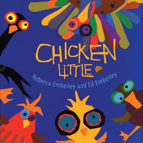 Chicken Little audiobook cover art
