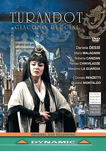 Puccini: Turandot [Dvd] / Dessì, Malagnini,...