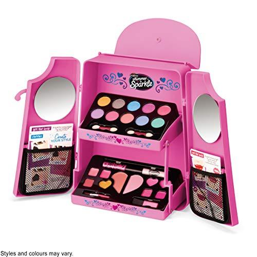 Shimmer and Sparkle 17905 Make-up-Rucksack, Farben können variieren