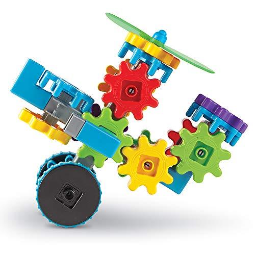 Learning Resources Gears! Flightgears, 44Piece