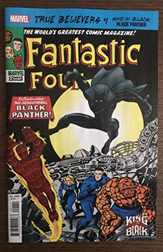 Fantastic Four #52 1966 2020 Marvel Comic Book Reprints the...