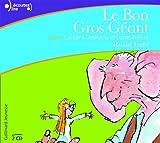 Le Bon Gros Géant - Gallimard Jeunesse - 03/10/2013