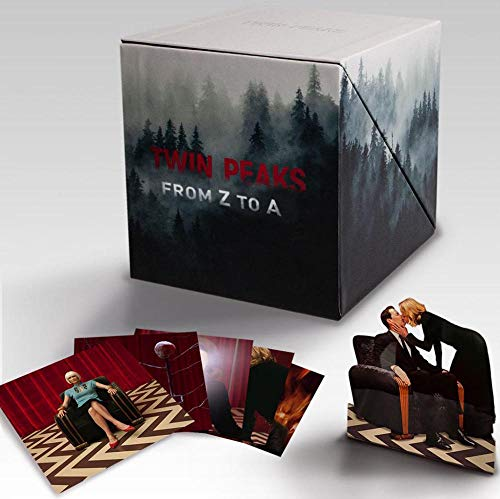 Twin Peaks - From Z to A [Francia] [Blu-ray]
