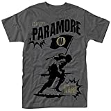 Sun-Tshirt Men's Paramore Minefield Grey Official T Shirt