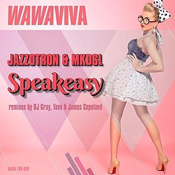 Speakeasy (Remixes)