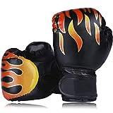 YUIP Guantes de Boxeo para niños, 4 oz, Juego de 2 Unidades, para Entrenamiento de Boxeo, Saco de Boxeo, Artes Marciales