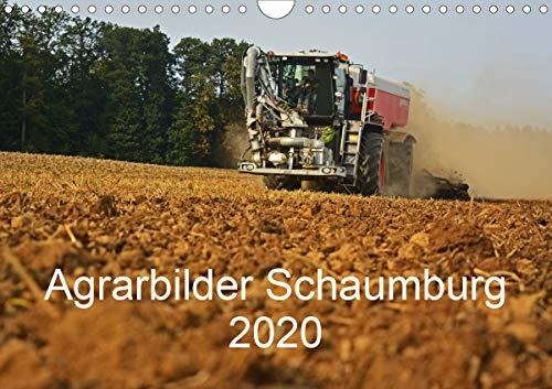 Agrarbilder Schaumburg 2020 (Wandkalender 2020 DIN A4 quer)