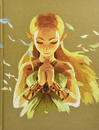 The Legend of Zelda: Breath of the Wild: The Complete Official Guide...
