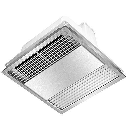 Calentador HUO Yuba Home Baño Baño Integrado Techo Solo Viento Calefacción Incrustado