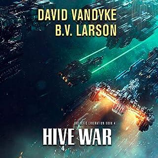Hive War cover art