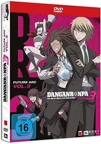 Danganronpa 3: The End of Hope`s Peak Academy - Future Arc - Vol. 3 - [DVD]