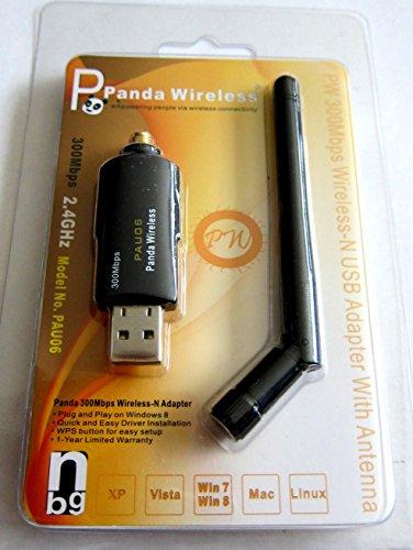 Panda Wireless PAU06 300Mbps 3