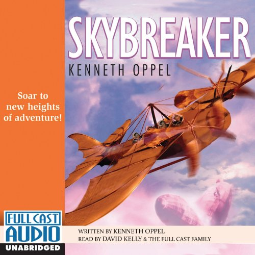 Skybreaker audiobook cover art