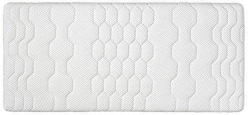 VitaSan Viskoelastische Matratze, Weiß, 90 x 190 cm