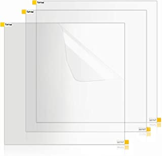 Value Collection 12 x 12 x 1//2 Inch Acrylic Plastic Sheet Clear