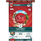 Purina ONE Natural Large Breed Dry Puppy Food, SmartBlend Large Breed Puppy Formula - 16.5 lb. Bag