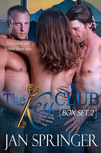 The Key Club 2: Ultimate Five-Book Romance Menage Bundle Set (The Key Club Box Sets) (English Edition)