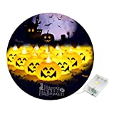 iitrust ハロウィン 飾り パンプキン ライト 電池式 LED 3M 30球 ハロウィンパーティー ストリングライト ハロウィン led ライト 二色選択 カラフル iitrust正規代理品