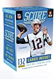 2020 Score Football Factory Sealed Blaster Box of Packs with a Chance for Joe Burrow, Tua Tagovailoa, Jalen Hurts and Other Rookies Plus Retail Exclusive Tom Brady Tributes