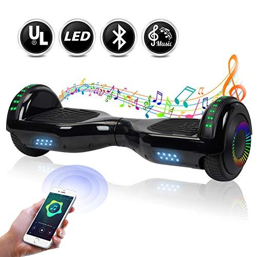 EPCTEK 6.5' Hoverboard for Kids Adults -...