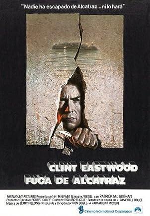 Fuga de Alcatraz - Clint Eastwood - español importado película Wall Poster imprimir - 30 cm