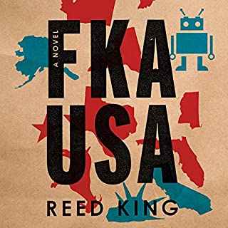 FKA USA audiobook cover art