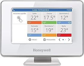 Honeywell Home THR99C3100 Termostato Inteligente evohome WiFi, Ahorra energía y Dinero, con aplicación móvil, Compatible c...