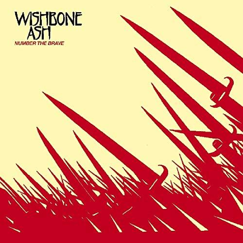 Wishbone Ash: Number the Brave (Audio CD (Standard Version))