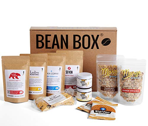 Bean Box - Good Morning Coffee Gift Box - Whole Bean