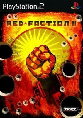 RED FACTION 2 II PS2 Italiano