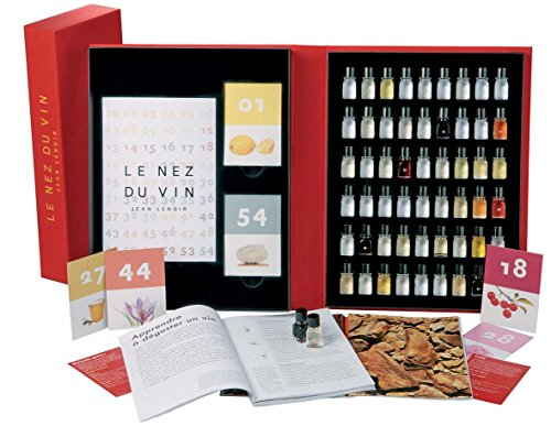 Jean Renoir 56039 - 54 aromas 'Le nez du vin'