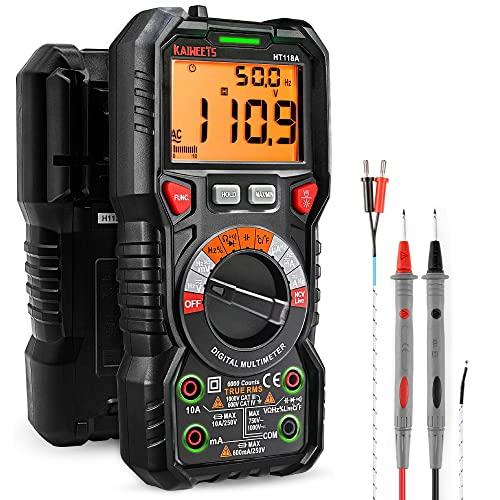 KAIWEETS -   Digital Multimeter