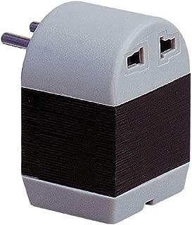 MAXCART 65 Watt Voltage Converter - Converts 220V to 110V - Sinusodial Wave Form - 2 Pin Step Down Converter - 50/60Hz