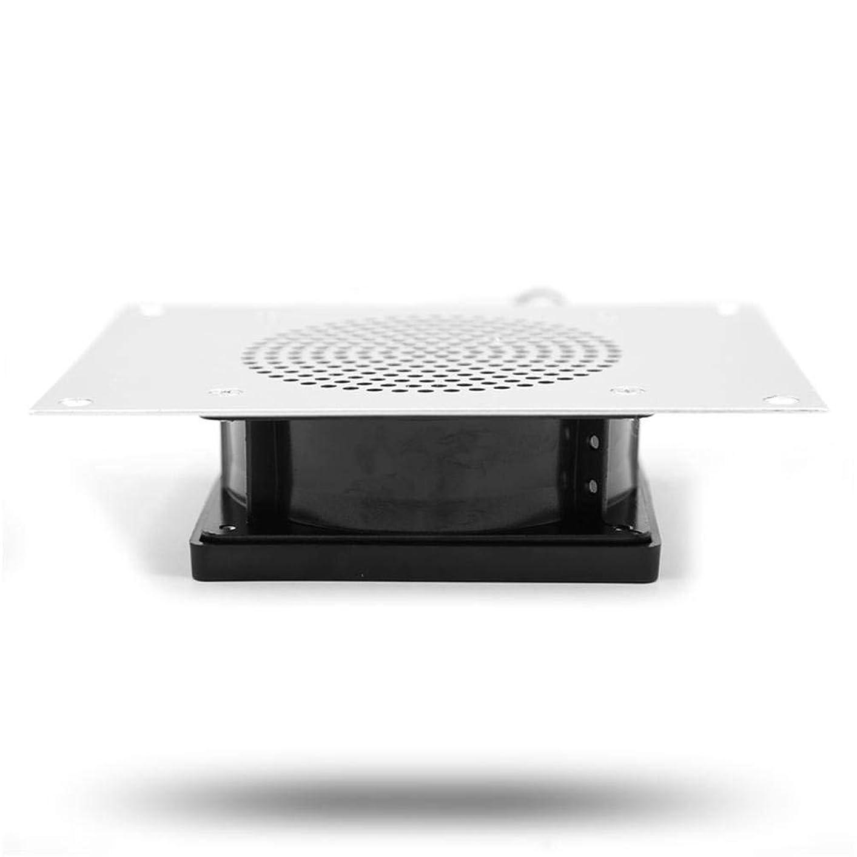 軽食窒息させるガレージネイル掃除機ネイルテーブルファン吸引ダストコレクターネイルartprofessionalサロンマニキュアペディキュアアート機器