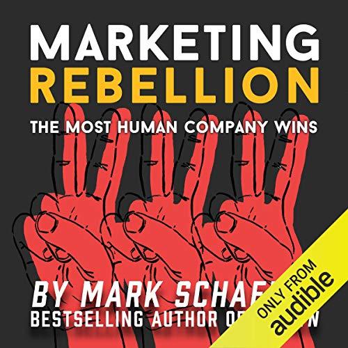 Marketing Rebellion audiobook cover art