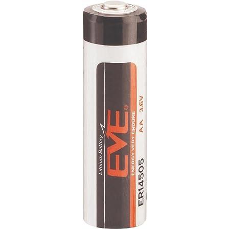 Eve Er14505 Aa Size 2600mah Lithium Battery Cell 3 6v Elektronik