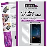 dipos I 6X Schutzfolie klar kompatibel mit ZTE Axon 7 Mini Folie Bildschirmschutzfolie